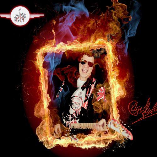 Rhys on Fire